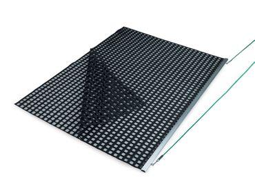 Aluminum Drag Net, Special Double, 200 x 150 cm