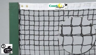 Tennisnetz Court TN 20, black