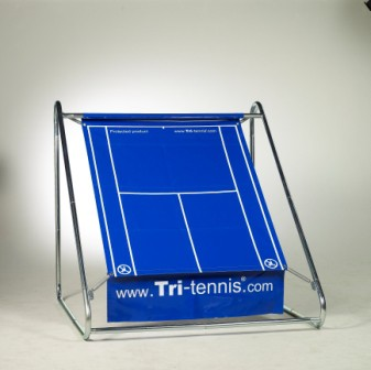 Tri-tennis® PRO Tenniswand – Bild 1