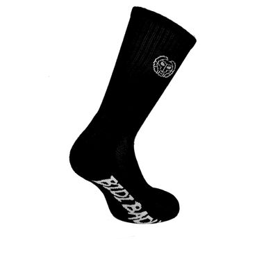 Riley Crew Tech Socks 1 Pack - black – Bild 1