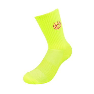 Riley Crew Tech Socks 1 Pack - yellow – Bild 2