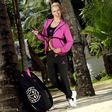 Liza Tech Jacket - pink (NOOS) – Bild 4