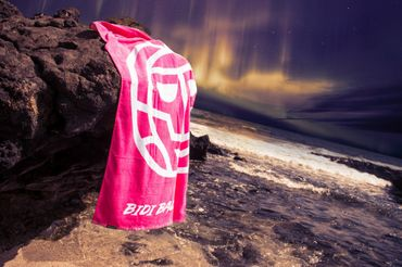 Ive Towel - pink – Bild 2