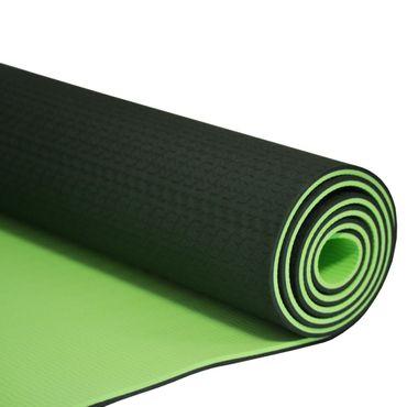 TPE Yoga Mat – Bild 2