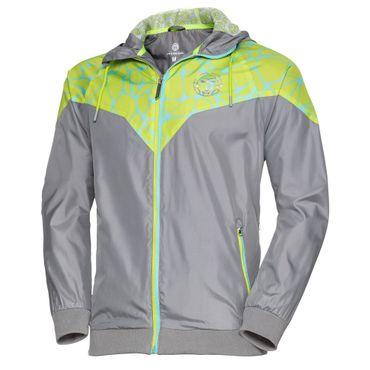 Alex Tech Windbreaker Jacket - lightgrey/lightgreen/metalic – Bild 1