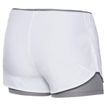 Nica Tech 2 in 1 Shorts - white/grey (NOOS) – Bild 2