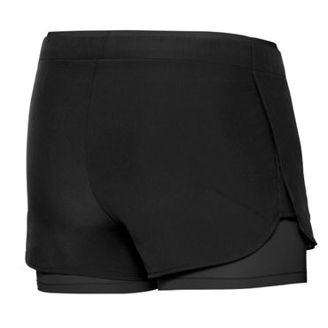 Nica Tech 2 in 1 Shorts - black/black (NOOS) – Bild 2