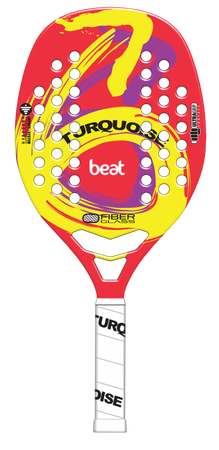 Beachtennis Racket Beat Red