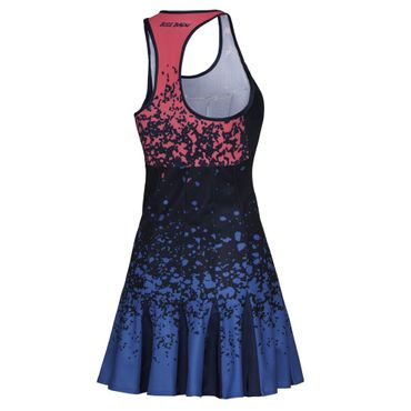 Phoebe Tech Dress (3 in 1) - darkblue/blue/orange (HW17) – Bild 2