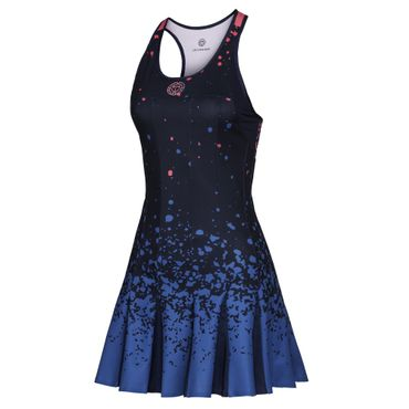 Phoebe Tech Dress (3 in 1) - darkblue/blue/orange (HW17) – Bild 1