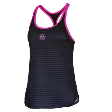 Vesta Tech Tank - black/darkblue (HW17) – Bild 1