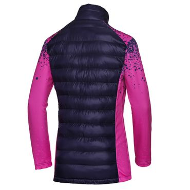 Fara Tech Down Jacket - pink/darkblue/light pink (HW17) – Bild 2