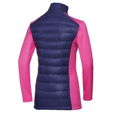 Fara Tech Down Jacket - pink/darkblue (HW17) – Bild 2