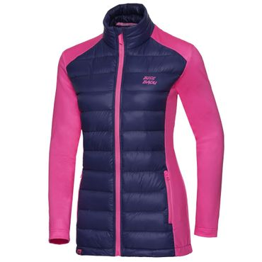 Fara Tech Down Jacket - pink/darkblue (HW17) – Bild 1