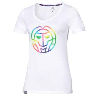 Noara Basic Logo Tee - white (SP18) – Bild 1