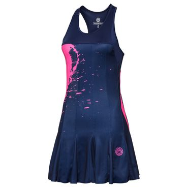 Afia Tech Dress (3 in 1) - darkblue/pink (SP18) – Bild 1
