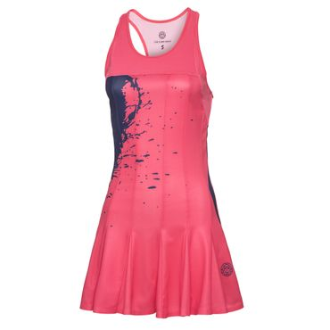 Afia Tech Dress (3 in 1) - coral/darkblue (SP18) – Bild 1