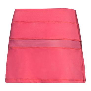 Ines Tech Skort - coral/white (SP18) – Bild 2