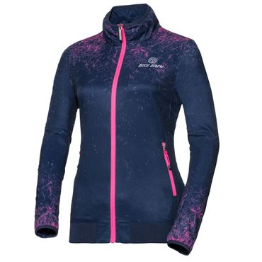 Liza Tech Jacket - darkblue/pink (SP18) – Bild 1