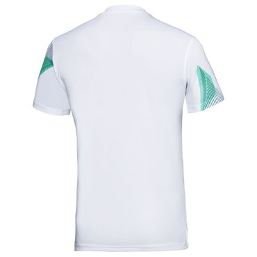 Ixion Tech Polo - white/icegreen/black (FS18)