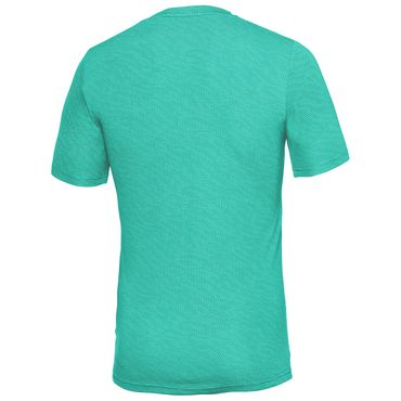 Falou Tech V-Neck Tee - icegreen/white (FS18) – Bild 2