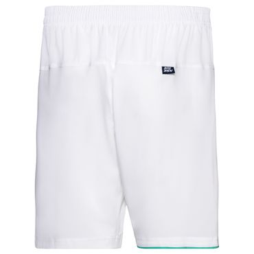 Yves Tech Shorts - white/icegreen (SP18) – Bild 2
