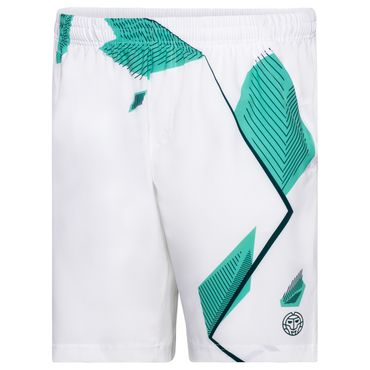 Yves Tech Shorts - white/icegreen (SP18) – Bild 1