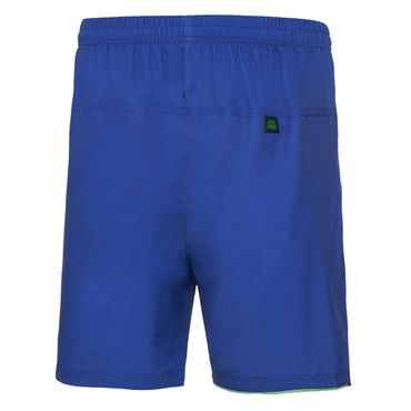 Yves Tech Shorts - blue/icegreen (FS18) – Bild 2