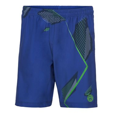 Yves Tech Shorts - blue/icegreen (SP18) – Bild 1
