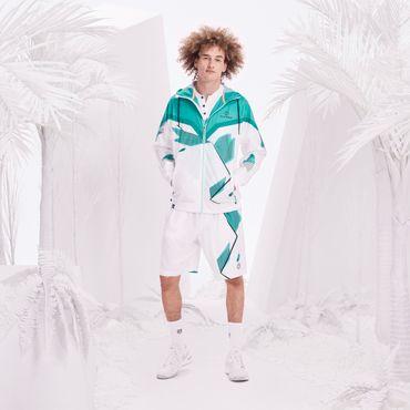 Alex Tech Windbreaker - white/icegreen (FS18) – Bild 3