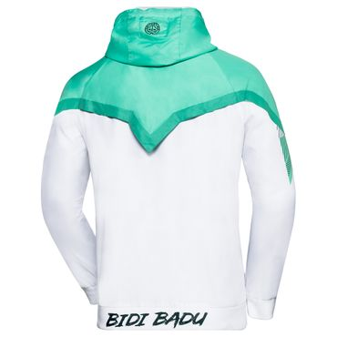 Alex Tech Windbreaker - white/icegreen (SP18) – Bild 2