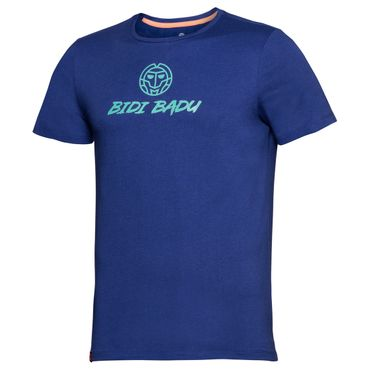 Will Basic Logo Tee - blue/icegreen (SP18) – Bild 1