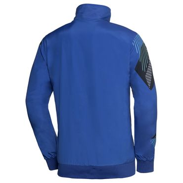Fela Tech Tracksuit - blue/black/green/neonorange (SP18) – Bild 2