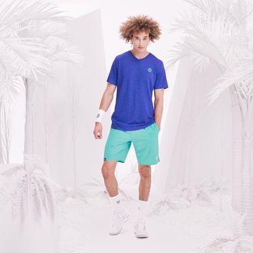 Henry Tech Shorts - icegreen/white (FS18) – Bild 7