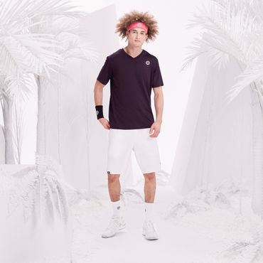 Henry Tech Shorts - white (NOOS) – Bild 3