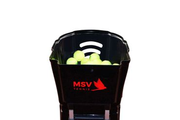 MSV Playcoach V 150 Tennis Ballmaschine – Bild 2