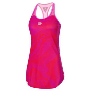Saira Tech Dress (3 in 1) - red/pink (HW18) – Bild 1