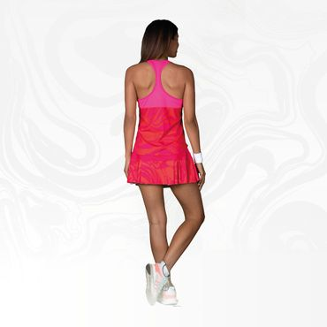 Mimi Tech Tank - red/pink (HW18) – Bild 5