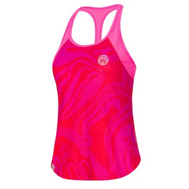 Mimi Tech Tank - red/pink (HW18) – Bild 1