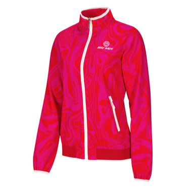 Liza Tech Jacket - red/pink (FA18) – Bild 1