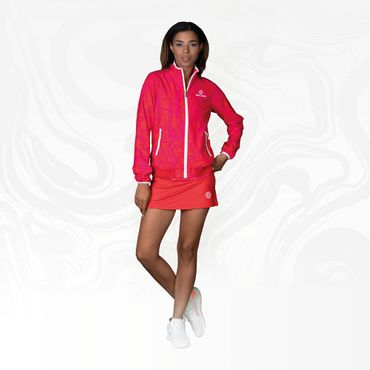 Liza Tech Jacket - red/pink (FA18) – Bild 3