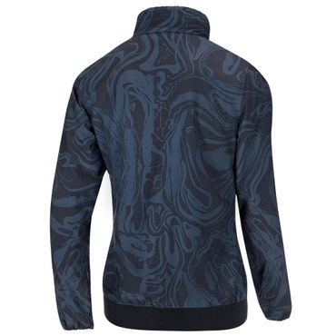 Liza Tech Jacket - antracite/darkblue (HW18) – Bild 2