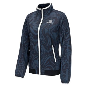 Liza Tech Jacket - antracite/darkblue (HW18) – Bild 1