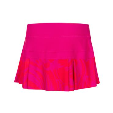 Liza Tech Skort - red/pink (HW18) – Bild 2