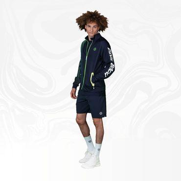 Cosmo Tech Jacket - darkblue/blue/neongreen (FA18) – Bild 4