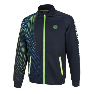 Cosmo Tech Jacket - darkblue/blue/neongreen (FA18)