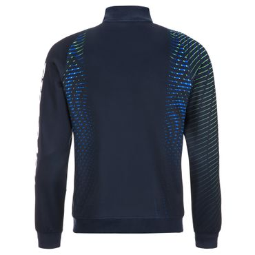 Cosmo Tech Jacket - darkblue/blue/neongreen (FA18) – Bild 2