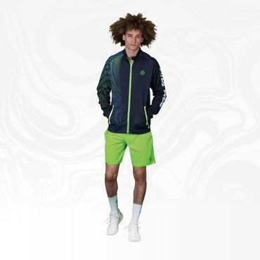 Cosmo Tech Jacket - darkblue/blue/neongreen (HW18) – Bild 5