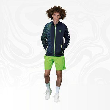 Cosmo Tech Jacket - darkblue/blue/neongreen (FA18) – Bild 5