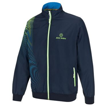 Laurin Tech Tracksuit - darkblue/blue/neongreen (HW18) – Bild 1